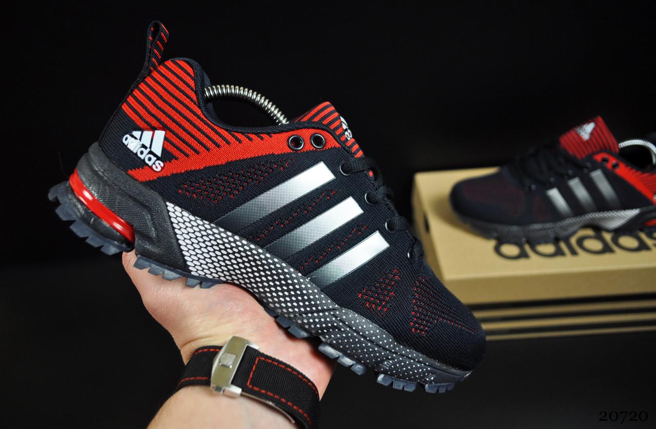 Кроссовки Adidas Fast Marathon арт 20720 (синие, адидас)