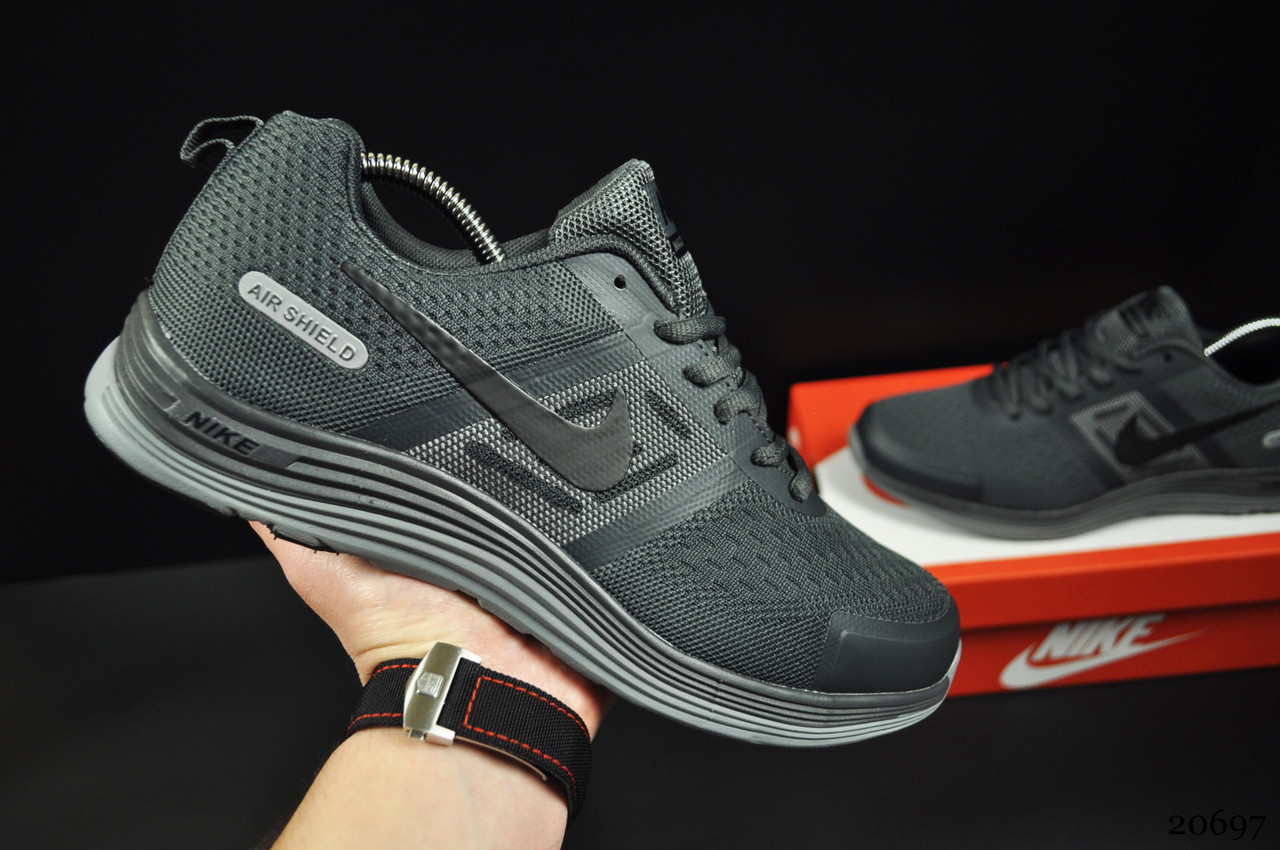 Кроссовки Nike Max Advantage 2 арт 20697 (найк, мужские, серые)