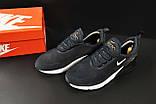 Кроссовки Nike Air Max 270 арт.20647 (мужские, синие, найк), фото 5
