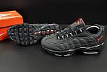 Кроссовки Nike Air Max 95 арт 20644 (мужские, синие, найк), фото 3