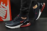 Кроссовки Nike Air Max 270 арт.20627 (мужские, синие, найк), фото 7