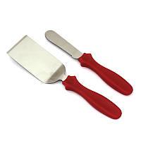 Набор кондитерский шпатель и нож, аксессуары для кондитера
