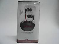 Наушникиcи Bass Super(ergo) ES-900i,с микрофоном, аксессуары для телефона, аксессуар для копмьютера, наушники, фото 1