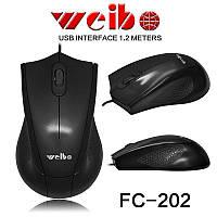 Компьютерная мышь Weibo FC-202 для компьютера/ноутбука, фото 1