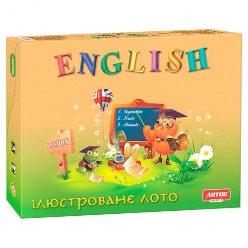 "Лото ""ENGLISH""  sco"