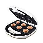 Аппарат для приготовления пончиков, печенья и вафель, DSP KC-1131 4в1, 750 Вт., фото 9