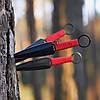 Комплект метательных ножей 3в1. Ножи для спортивного метания спецназначения. Заключение не ХО.