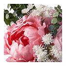 ИКЕА (IKEA) СМИККА, 604.098.40, Искусственный букет, розовый, 25 см - ТОП ПРОДАЖ, фото 2