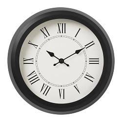 ИКЕА (IKEA) NUFFRA, 903.578.68, Часы, 25 см - ТОП ПРОДАЖ