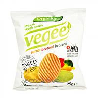 Картофельные снеки Vegee 25г