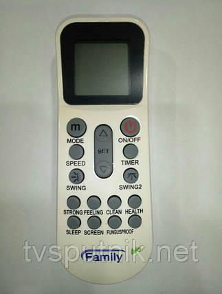 Пульт для кондиціонерів AUX YKR-K204E, фото 2