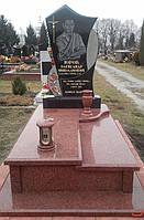 """Одиночный мемориальный памятник """"Память"""""""