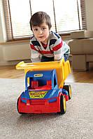 Большой игрушечный грузовик Wader 65000