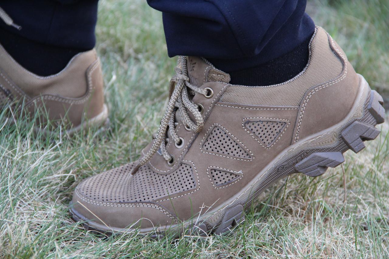 Кроссовки тактические из натуральной кожи ARMOS кросс 002 пф