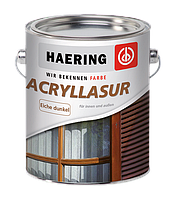 Лазур акрилова для дерев'яних поверхонь Haering Acryllasur W 1600 – W 1611 - 2.5 л