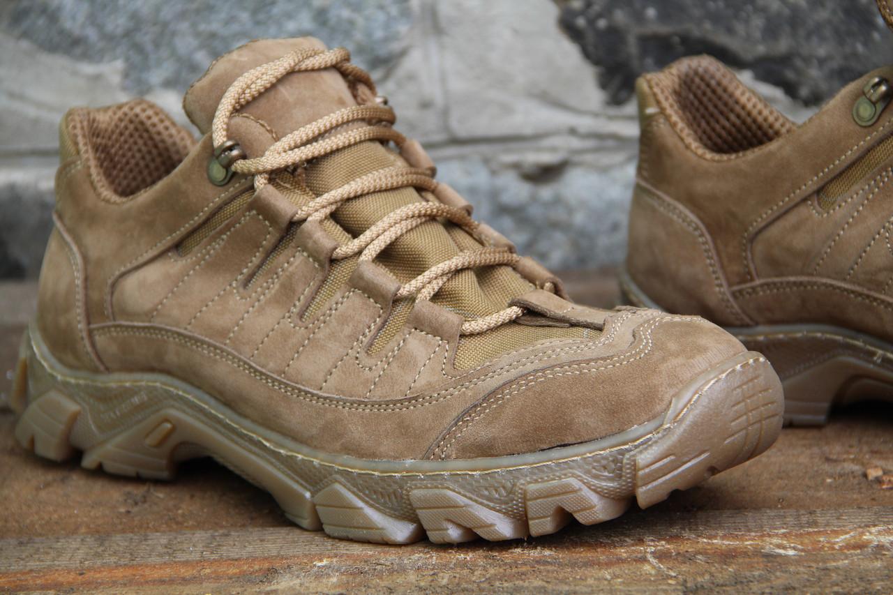 Тактические кроссовки из натуральной кожи RZ 514
