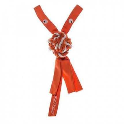 Игрушка Ковбои для собак L оранжевый, фото 2