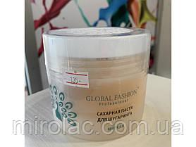 Сахарная паста для шугаринга мягкая Global fashion 400мл