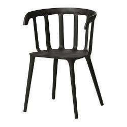 ИКЕА (IKEA) ИКЕА (IKEA) ПС 2012, 702.068.04, Садовое кресло, черный - ТОП ПРОДАЖ
