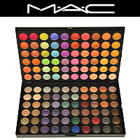 Тени для век 120 теплых цветов MAC.Палитра теней 120 №3 реплика