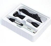 Триммер для носа ушей и бровей Gemei GM-3107 аккумуляторный, компактный, фото 1