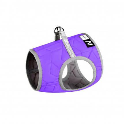 Шлея Airy Vest ONE для собак, ХЅ4, фіолетова, фото 2