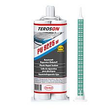 Клей для ремонта пластика супер быстрой сушки Teroson PU 9225 SF 2 х 25 мл