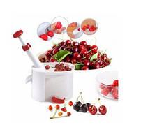 """Відокремлювач кісточок з вишні, черешні, маслин і оливок """"Cherry Pitter"""" арт. 1019"""