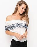 Блузы  WN11-21  S белый, фото 2