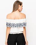 Блузы  WN11-21  S белый, фото 3