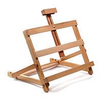 Настольный мольберт деревянный М19