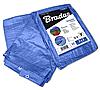 Тент Bradas BLUE, 60 гр/м², размер 4х5м, PL4/5 водонепроницаемый