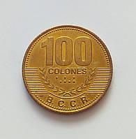 100 колонов Коста-Рика 2007 г., фото 1