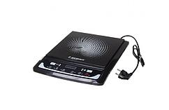 Електроплита індукційна Besser, склокерамічна плита 2000W Чорна
