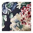 ИКЕА (IKEA) LEIKNY, 404.108.11, Чехол на подушку, черный, разноцветный, 50x50 см - ТОП ПРОДАЖ, фото 2