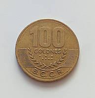 100 колонів Коста-Ріка 1998 р., фото 1