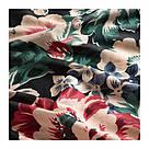 ИКЕА (IKEA) LEIKNY, 104.288.17, Гардины, 1 пара, черный, разноцветный, 145x300 см - ТОП ПРОДАЖ, фото 5
