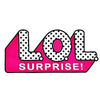 Наклейка на коробку-сюрприз Куклы Lol