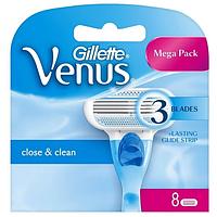 Картриджі, касети Gillette VENUS (8шт), фото 1