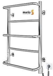 Полотенцесушитель электрический MARIO ЛюксHP-I 650 x 430 TR таймер-регулятор