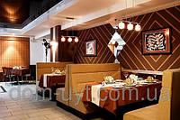 Мягкая мебель для баров, кафе, клубов, ресторанов, пиццерий и офисов на заказ