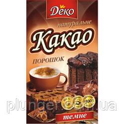 Какао темное Deko 80 г
