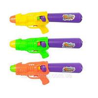 Пистолет водяной детский (средний) 28-11-4 см. Арт. М 5938