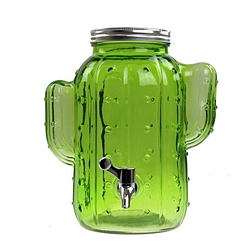 Лимонадник диспенсер для напитков Кактус 3.5 л