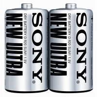 Батарейка SONY R-20 БОЧКА ТЕХНІЧНИЙ  (4901660117700)