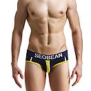 Мужское брифы Seobean оптом. Большой ассортимент, фото 4