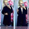 Кашемировое пальто с запахом (разные цвета), фото 3