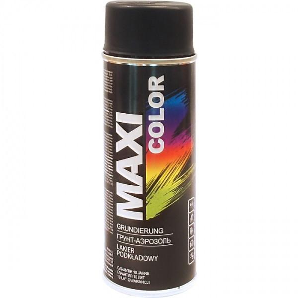 Грунт Maxi Color черный 400 мл
