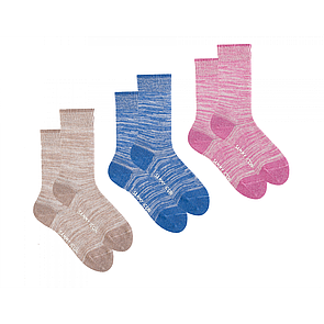"Набор теплых носков ""MELANGE SET"" (3 пары) от Sammy Icon"