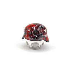 Шлем СС Вермахта для минифигурок Lego Лего Шлемы,каски,противогазы,маска